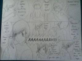 Pewdiepie's horror adventure comic 2 part 13 by judy2468