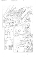 Cosmic Soldier Page 3 by Ronron84