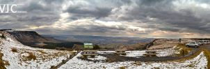 Bwlch Panorama 2 by WilljCreations