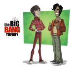 The Big Bang Theory 2 by OtisFrampton