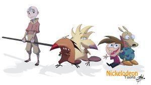 Nick Toons by Shadowgrail