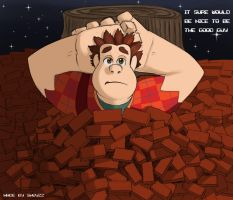 Good Guy - Wreck it Ralph by Shoyzz