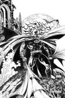 Ray Racho Batman by Club-Batman