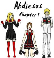 My Comic Chapter Cover by SxSalisbury