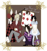 Kai in Wonderland by nena