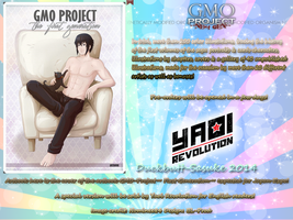 GMO-Project Artbook by Levi-Ackerman-Heicho