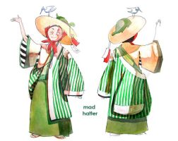 Alice costumes: Hatter by otherwise