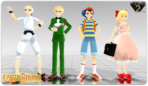 Earthbound~! by Link-Pikachu