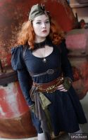 Miss Ginger Steam IV by MADmoiselleMeli