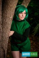 :Saria: I've been waiting for you, Link! by ChibiSerenade