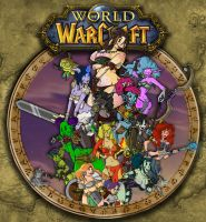 world of warcraft, all in one by PiTY91