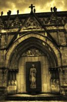 St. Andrews Gothic by Cheddar79