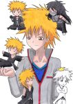Ichigo - Different Forms by KasumiKetchum