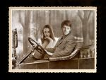 Vintage Couple by 3punkins