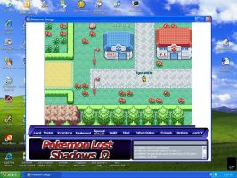 Pokemon Omega MMORPG by Lucario20767