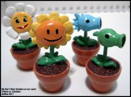 Plants vs Zombies by jenkiwi
