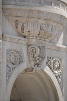 Art Nouveau Archi Detail I by LManuel47