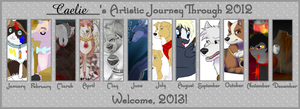 Summary of Art 2012 by Norjack