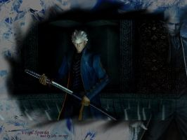 Vergil by onivalentine
