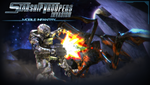 Starship Troopers: Invasion Mobile Infantry Splash by GeneralSoundwave