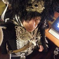 Death's head hussar uniform pic1 by ozoneocean
