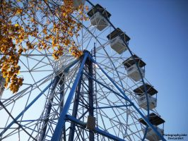 The Big Wheel by PhotographyJake