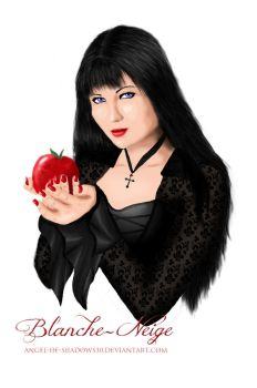 Snow-White by Angel-of-Shadows30