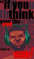 If you think your the bomb... by mistawright