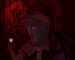 The Pocket Watch of Blood V2 by StitchCometCreations