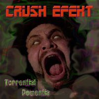 Crush Efekt CD Cover by dragonhuntr