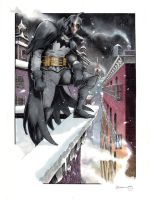 Batman Gotham by Gaslight by DanielGovar