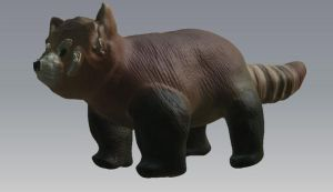 Red Panda by Meloncov
