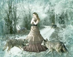 Princess of the wolves. by malena79