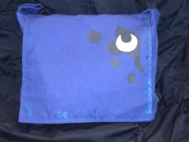 Princess Luna Messenger Bag by Tirrivee
