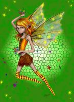 Gabbacho's Faerie Colored 2 by AthenaTT