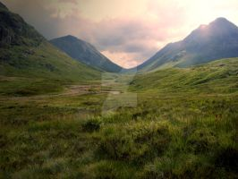 Highland Valley by LucyLilyPad