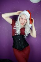 Christmas pin up 04 by GifsandStock