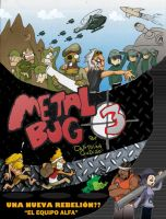 metal bug 3 by Blajod