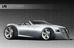 Hot Rod Concept by ygt-design