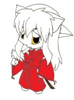 Chibi Inuyasha by TheAnimefreak69