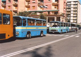 Buses's parade by GladiatorRomanus