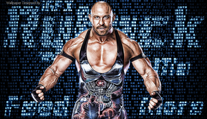 Ryback WWE Wallpaper by TheElectrifyingOneHD