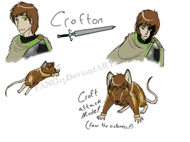 crofton practice sketches by Ocrienna