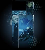 HighTech Cloud Strife Layout by DreamsSummoner