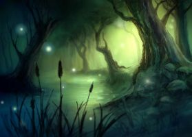 Swampness by VidPen