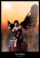 Fallen Angel by Fredy3D