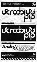 Scroobius Pip Logotype by little-boy-dru