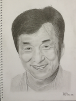 Jackie Chan (30 Nov - 1 Dec 2013) by WinstonSGC