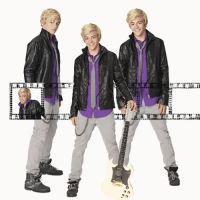 Ross Lynch Blend Gif by CaamiMaslow