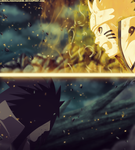 Naruto 607 - Naruto vs Madara by LiderAlianzaShinobi